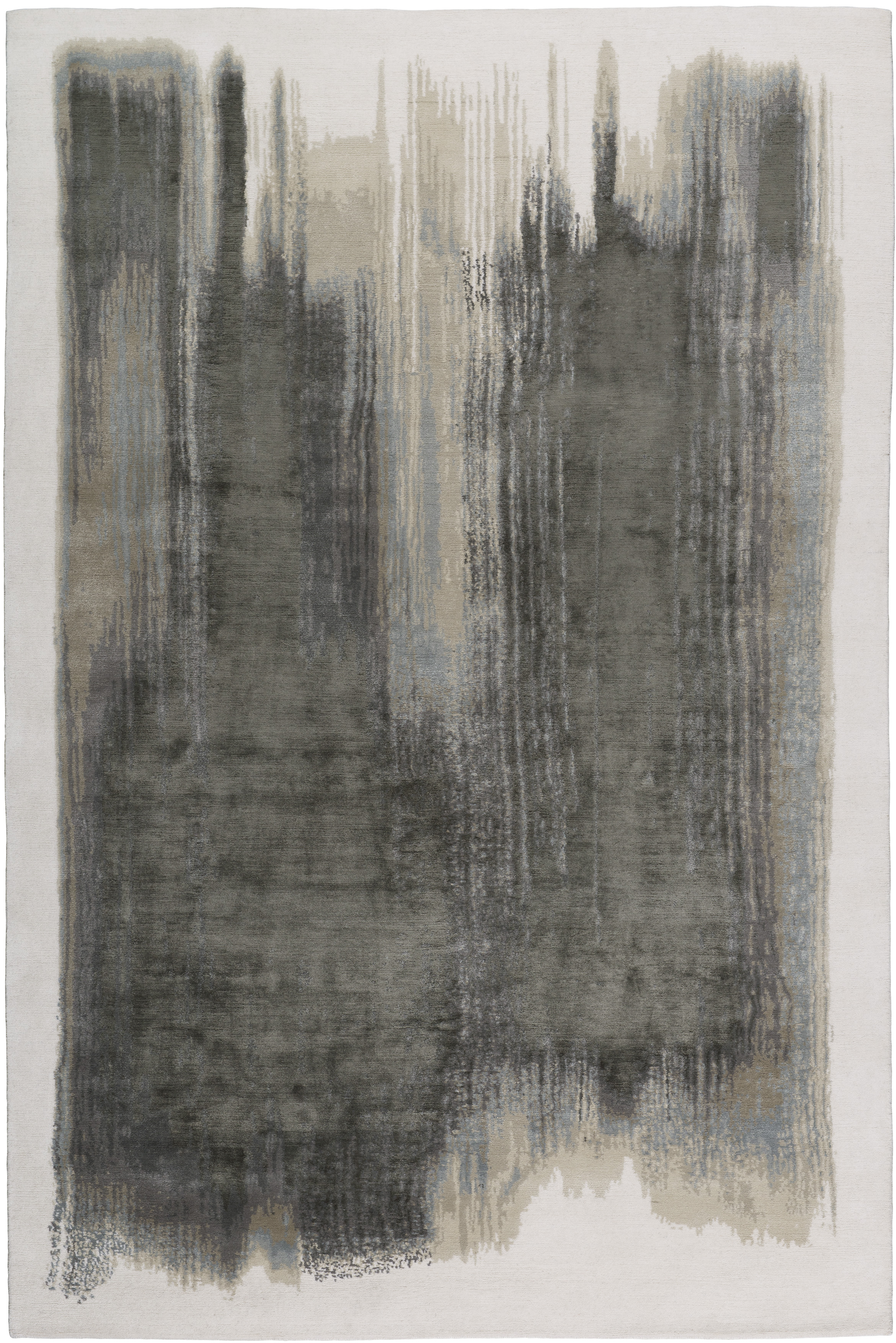 Brushstrokes Rug by Elie Saab and The Rug Company