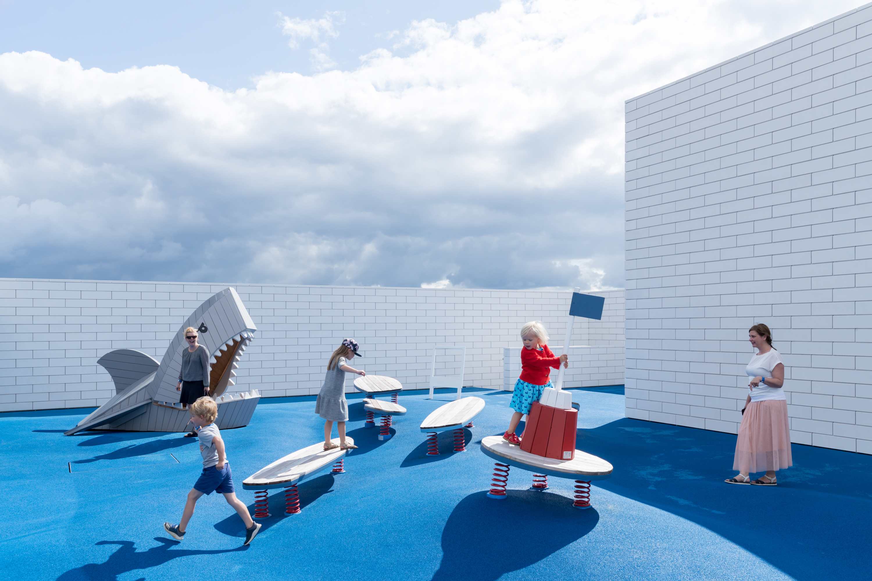 PURSUE PLAY - LEGO HOUSE BY BIG ARCHITECTS ©Heimtextil trend book