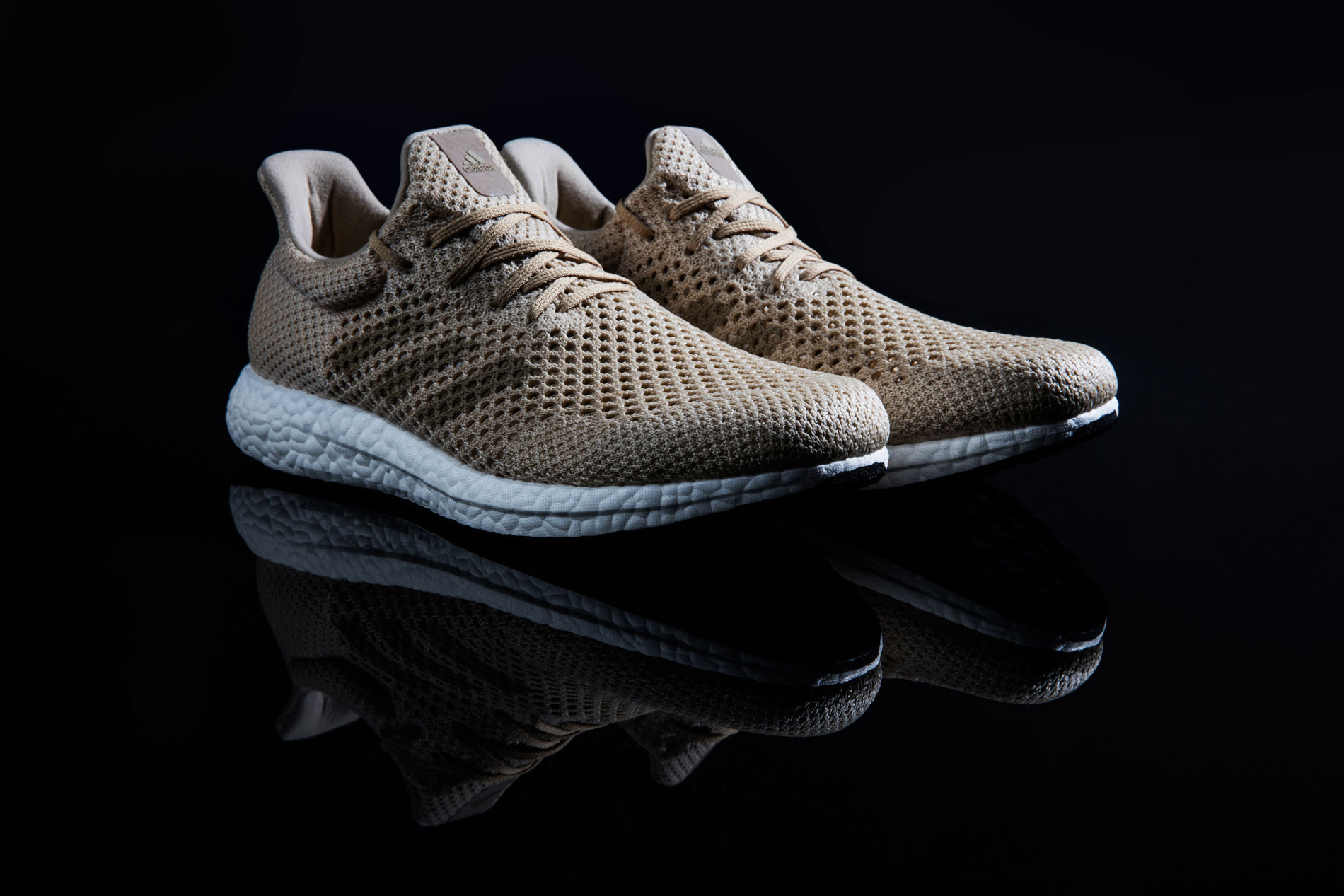 Adidas Futurecraft Biofabric made from Biosteel fibre