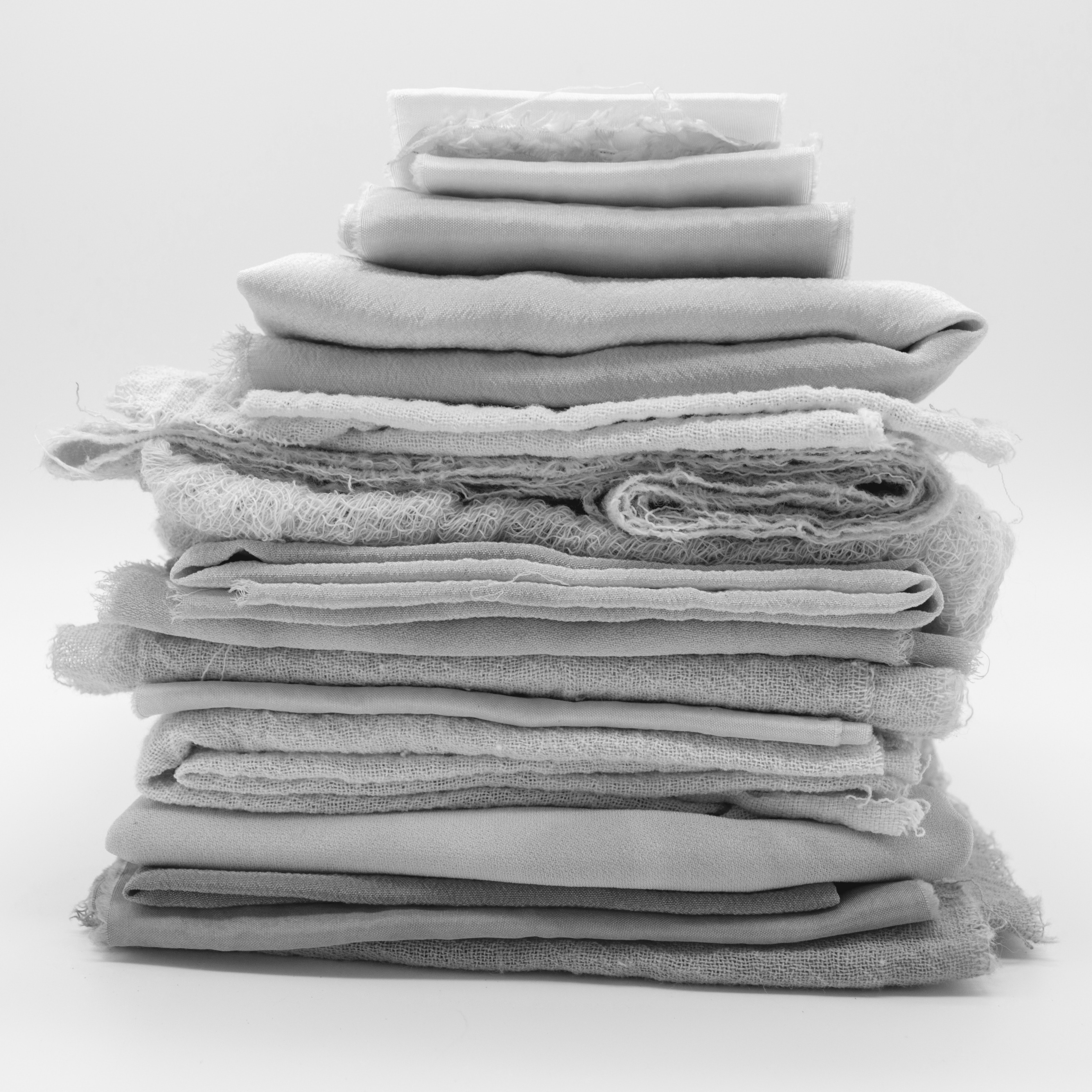 Stack of textiles