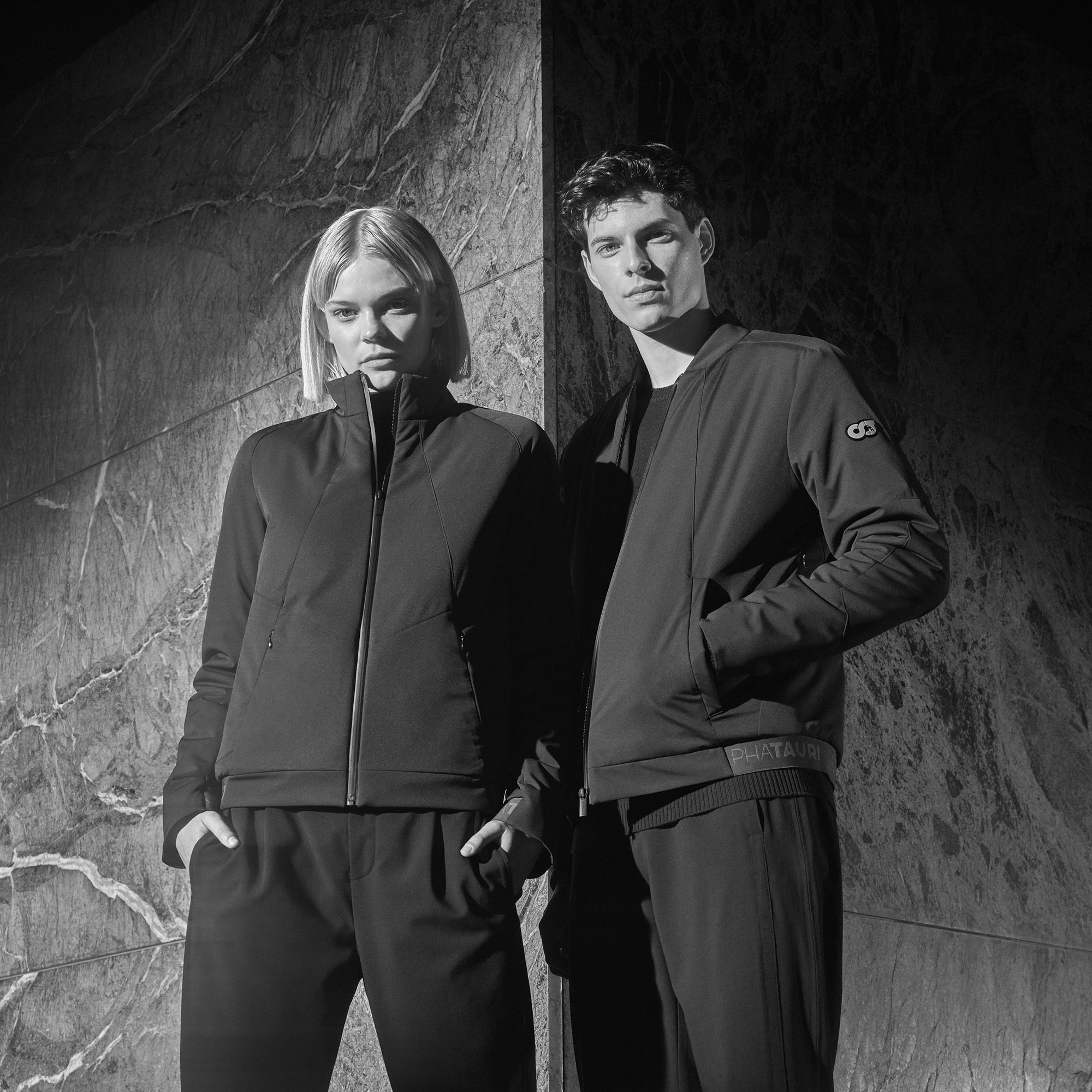 Heatable Capsule Collection: heated jackets