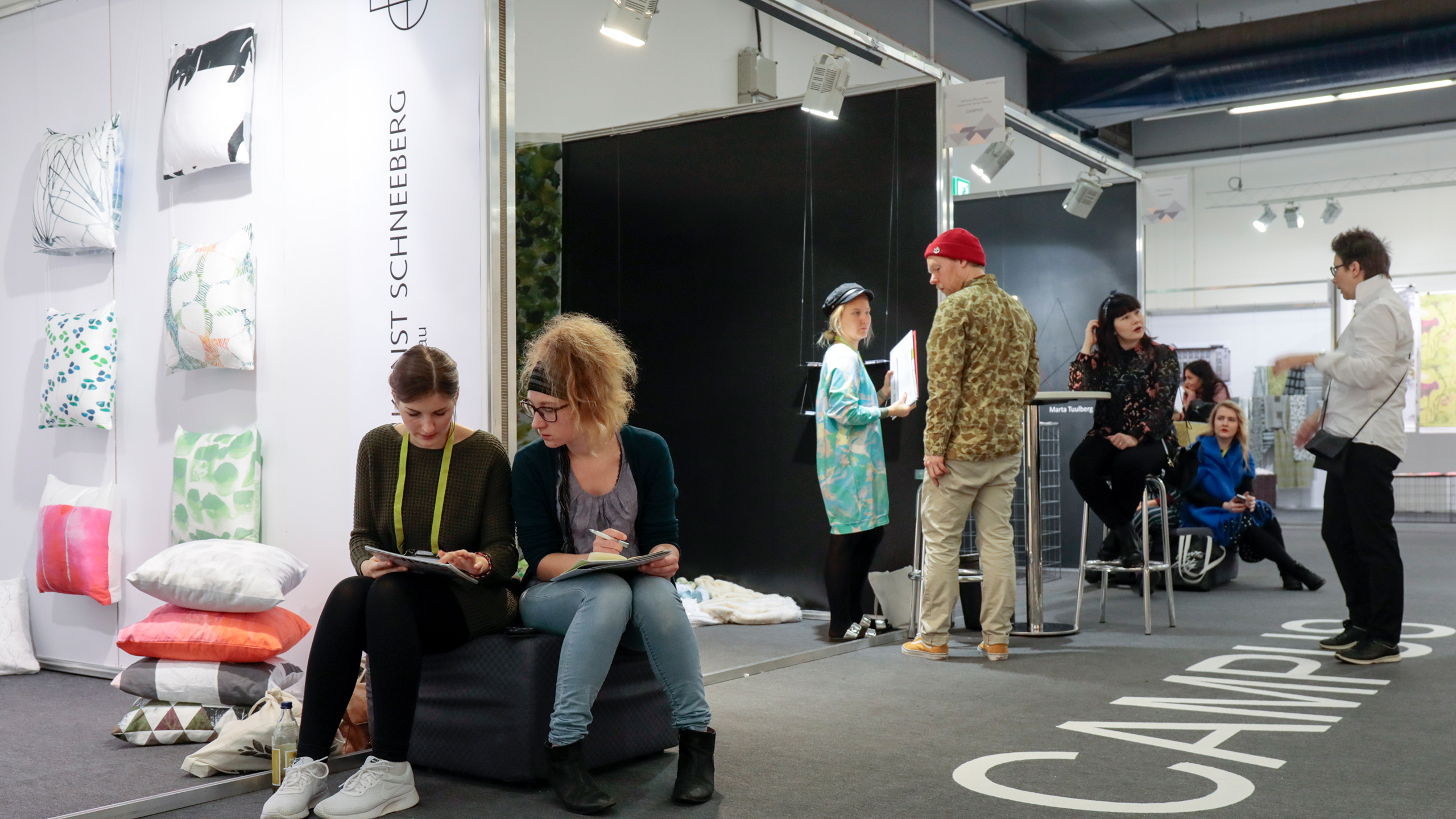 Heimtextil Frankfurt: Young Talents in the Spotlight