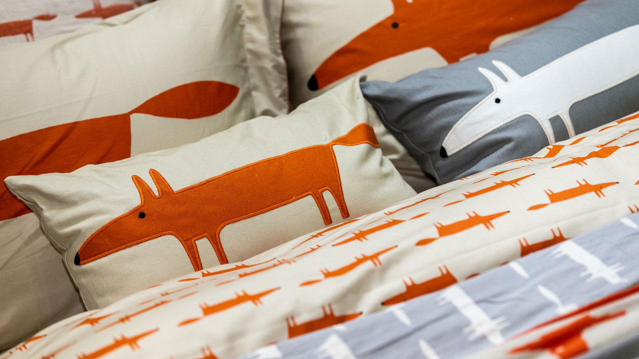 bedding fox