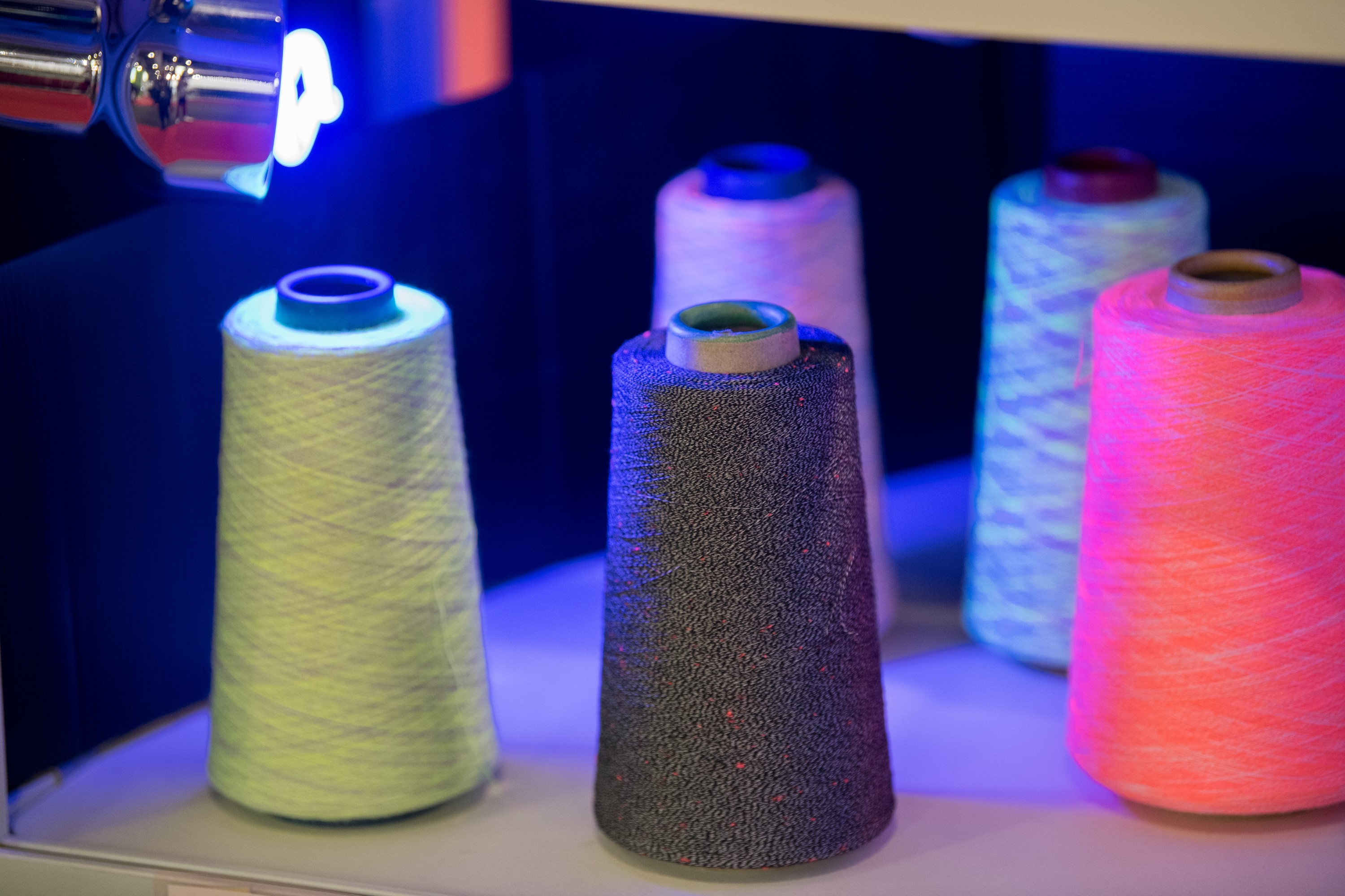 Yarn Expo offers plenty of options that help end-products to stand out from the crowd